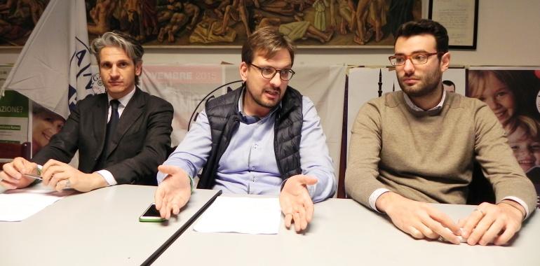 Raffaele Volpini, Guido Guidesi, Andrea Bombelli