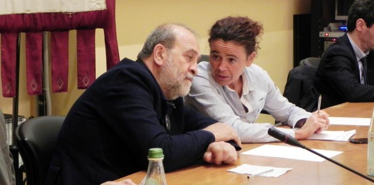 Agostino Alloni e Stefania Bonaldi