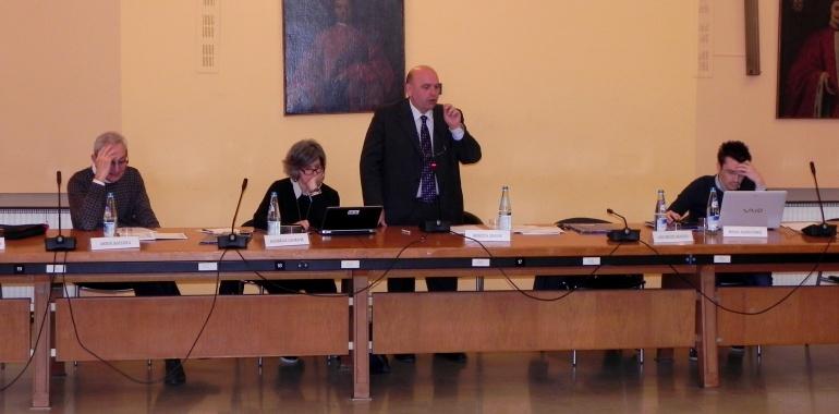 Alcuni esponenti di minoranza: Arpini, Zanibelli, Beretta, Boldi