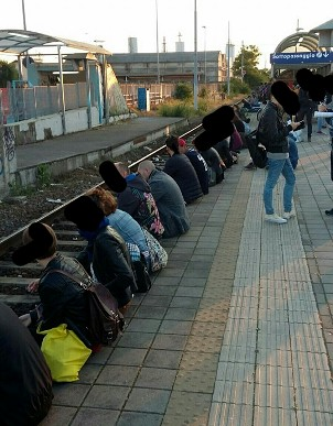 (foto © Comitato pendolari cremaschi)