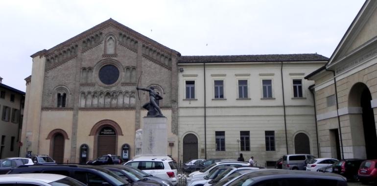 Crema, il teatro San Domenico
