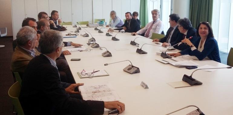 Tavolo di coordinamento, un momento dell'incontro