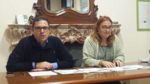 Michele Gennuso e Veruska Stanga