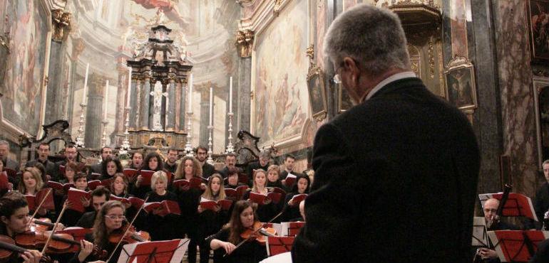 Il Collegium Vocale di Crema dedica quattro concerti per i..
