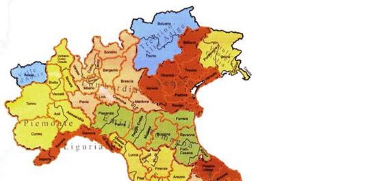 Come Sar 224 La Provincia Del Po 18esima Per Popolazione Con