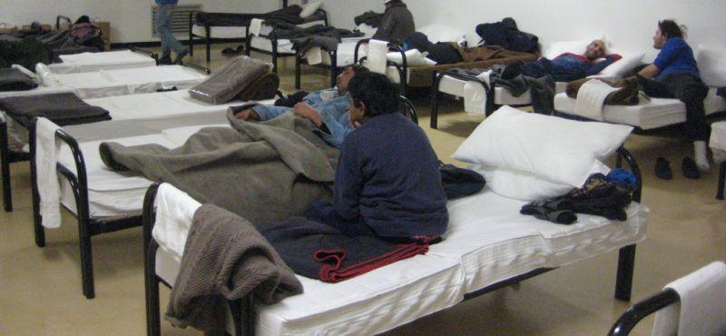 Emergenza senzatetto in citt posti letto esauriti giovani - Letto di emergenza ...
