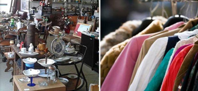 Dai mobili agli abiti la crescita dell usato nella for Mobili seconda mano milano