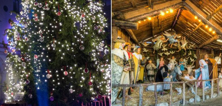 Albero Di Natale 8 Dicembre.Crema Si Prepara Alla Magia Del Natale Accensione Dell Albero L 8