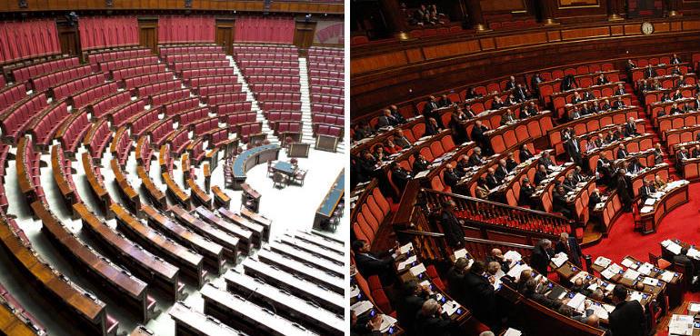 Proporzionale di camera e senato tutti i candidati for Camera e senato differenze